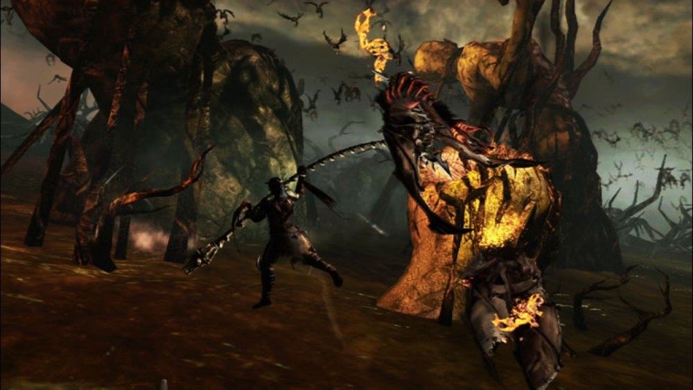 Games With Gold (listopad 2018): Dante's Inferno
