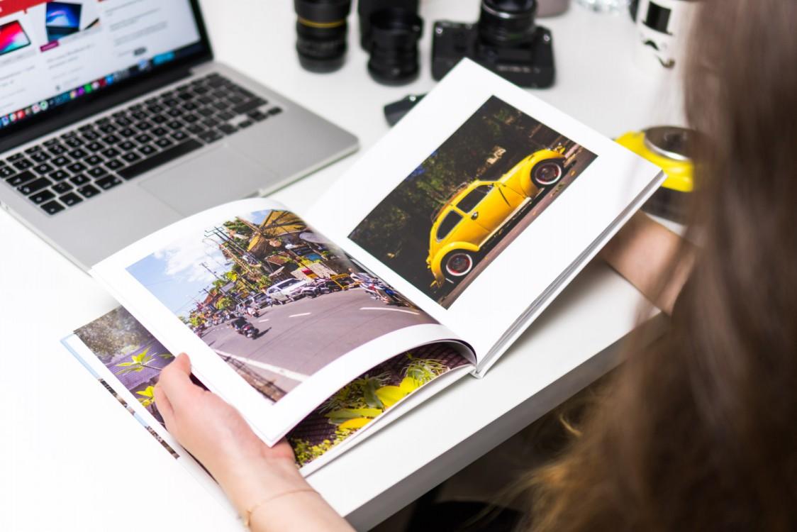 Foto-środa: Sprawdzamy papierową fotoksiążkę ze Zdjęć Google