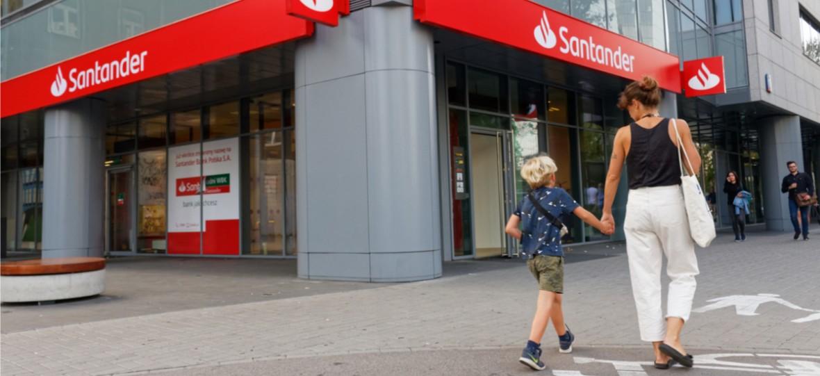 Klienci detaliczni i MSP Deutsche Banku staną się w listopadzie klientami Santander Bank Polska