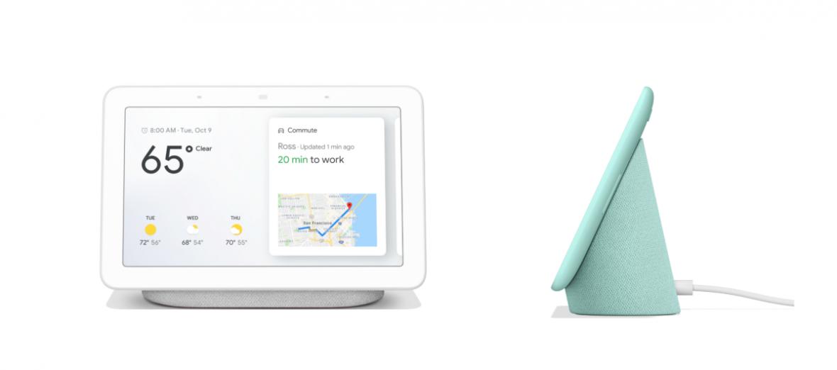 Pierwsza dzisiejsza nowość Google'a: Google Home Hub
