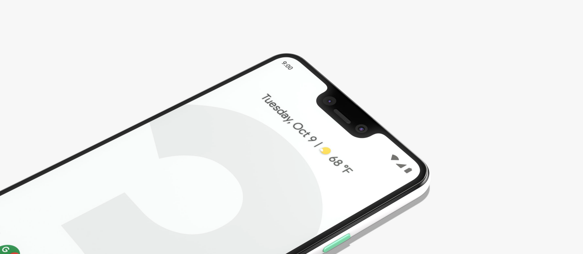 Oto Google Pixel 3 i Pixel 3 XL