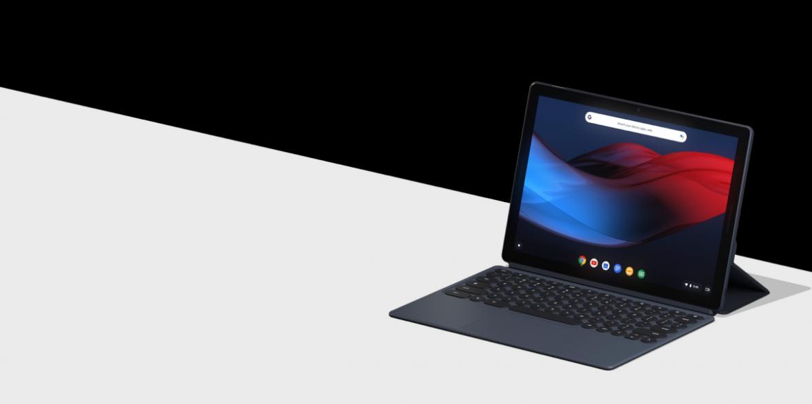 Tak wygląda odpowiedź Google'a na iPada Pro. Pixel Slate – tablet z Chrome OS