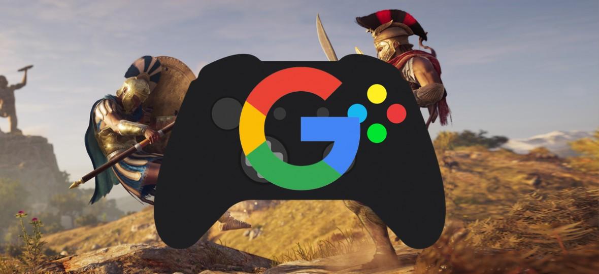 Google chce stworzyć największą platformę do strumieniowania gier. Rusza Project Stream