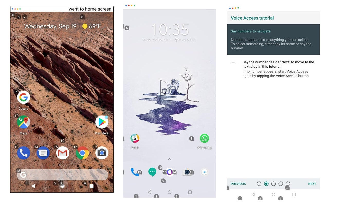 Jak działa Google Voice Access?