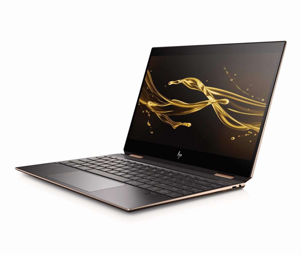 HP Spectre x360 2018