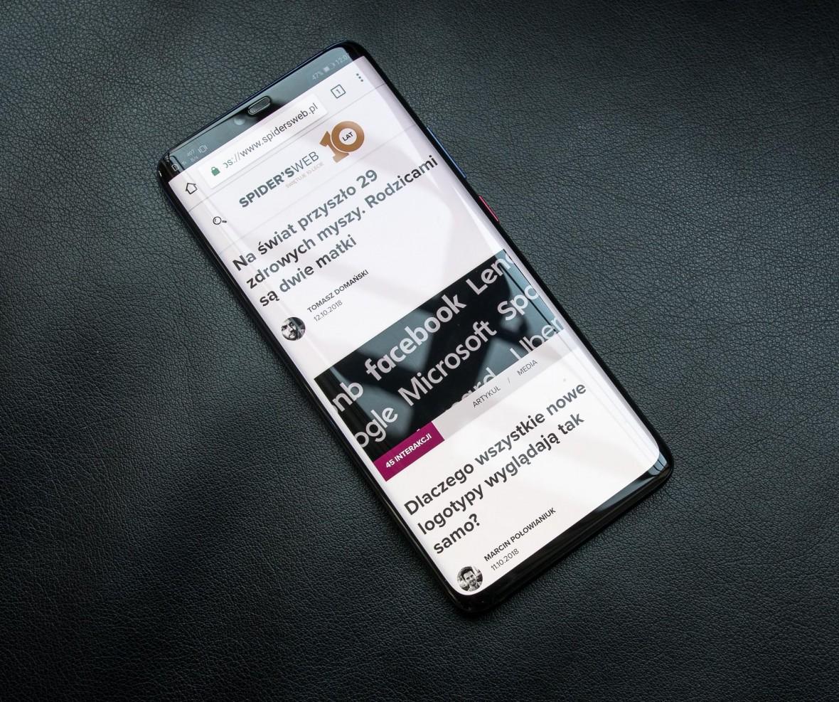 Złe wieści posiadaczy popularnego modelu Huaweia: Mate 20 Pro właśnie wyleciał z programu Android Q Beta