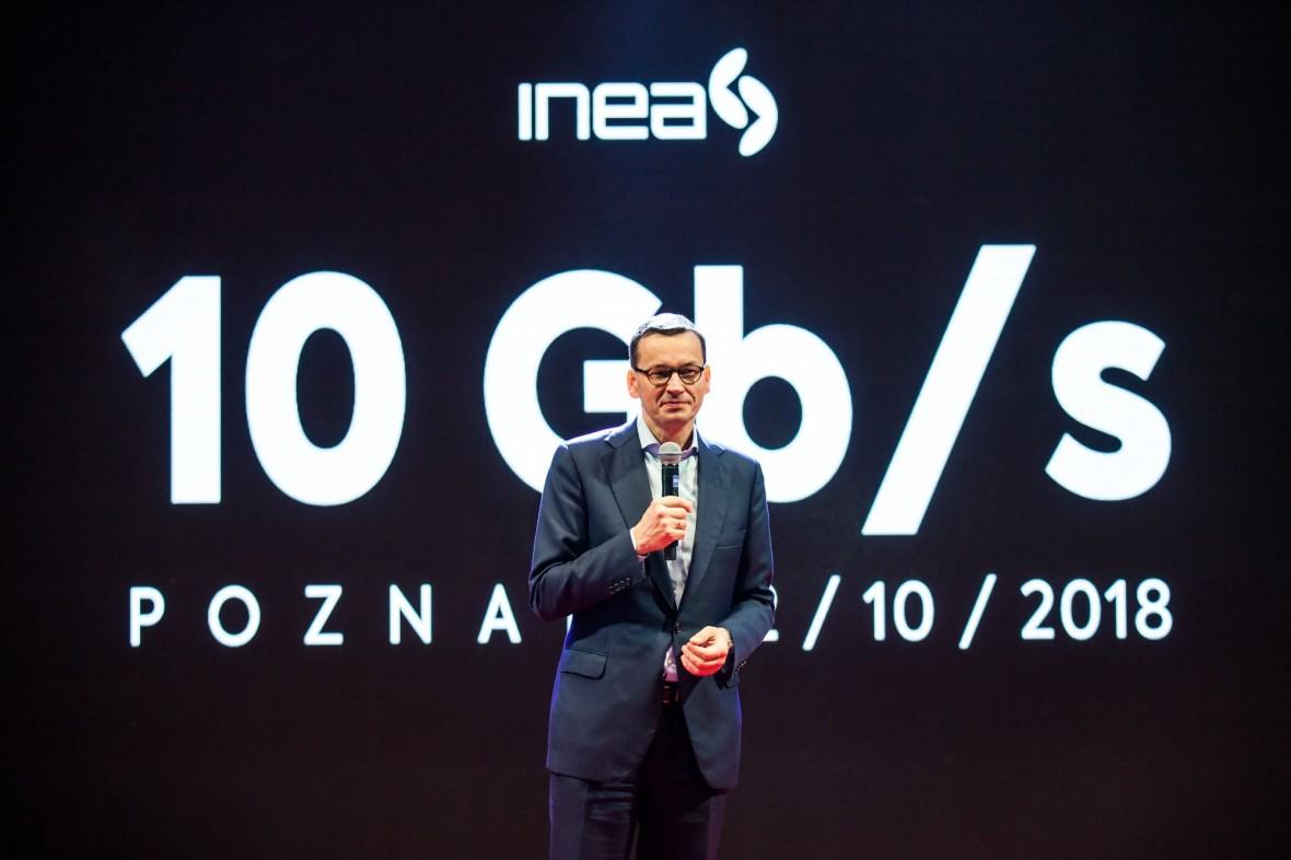 Inea rusza na podbój Polski. Jej główny oręż to symetryczny światłowód