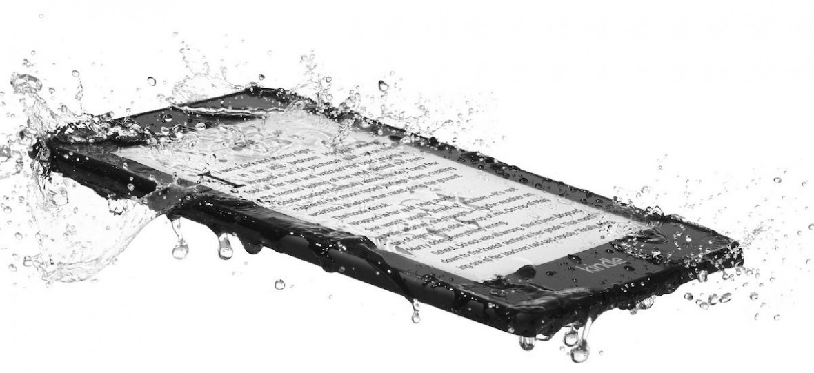 Wodoodporny Kindle, który nie kosztuje fortuny. Amazon właśnie pokazał nowy czytnik Kindle Paperwhite