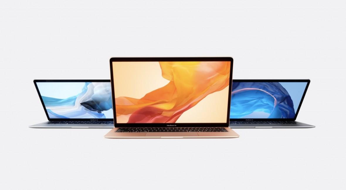 Nowy MacBook Air ma wolniejszy dysk od poprzednika. Jak wypada na tle konkurencji?