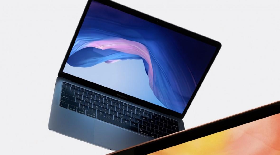 Piękny, lekki i… ekologiczny. Oto nowy MacBook Air z ekranem retina