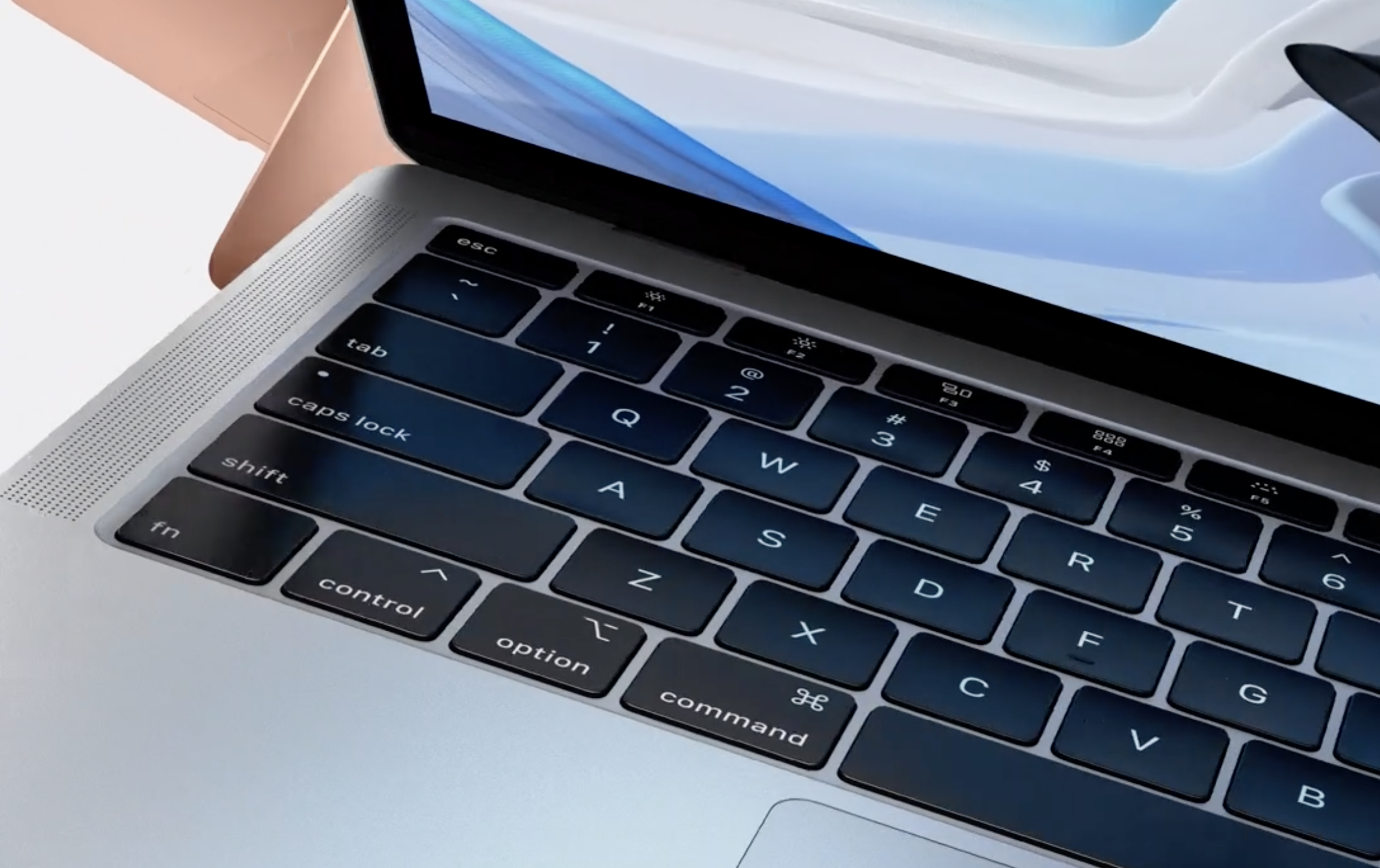 MacBook Air z ekranem retina