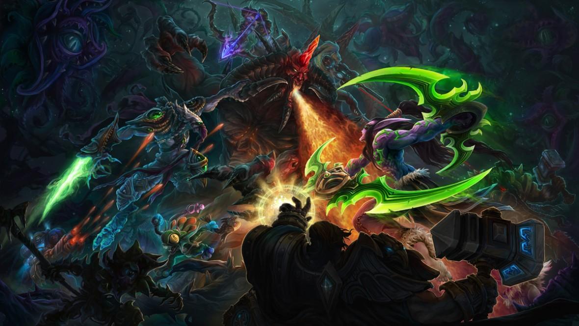 Po 20 latach Blizzard zmienia dowództwo i zapowiada wysyp nowości