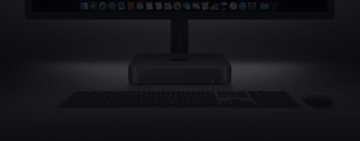 Apple zaprezentował Maca mini 2018. Wygląda jak Apple TV, ale to komputer do pracy