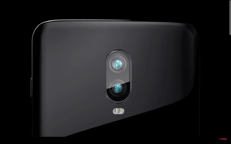 OnePlus 6t aparat