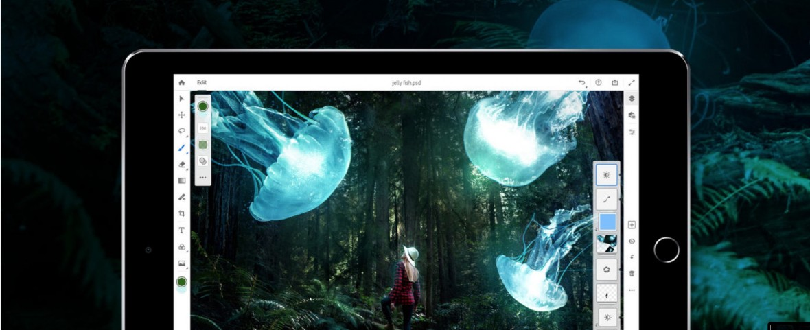 iPada czeka prawdziwy renesans. Adobe pokaże pełnoprawnego Photoshopa na tablet