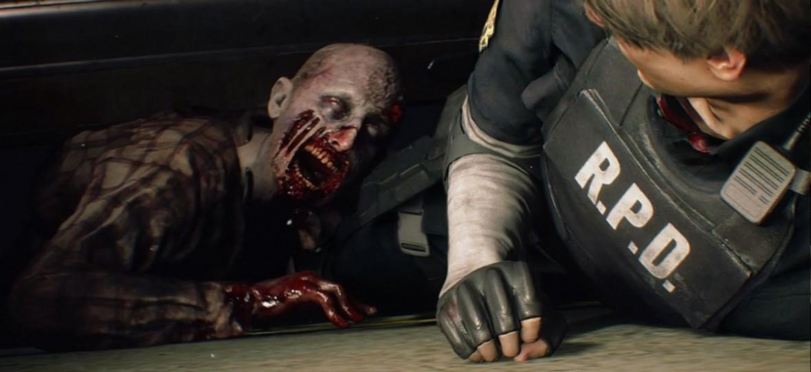 Grałem już w Resident Evil 2. Gra ustawia wysoko poprzeczkę dla reszty branży