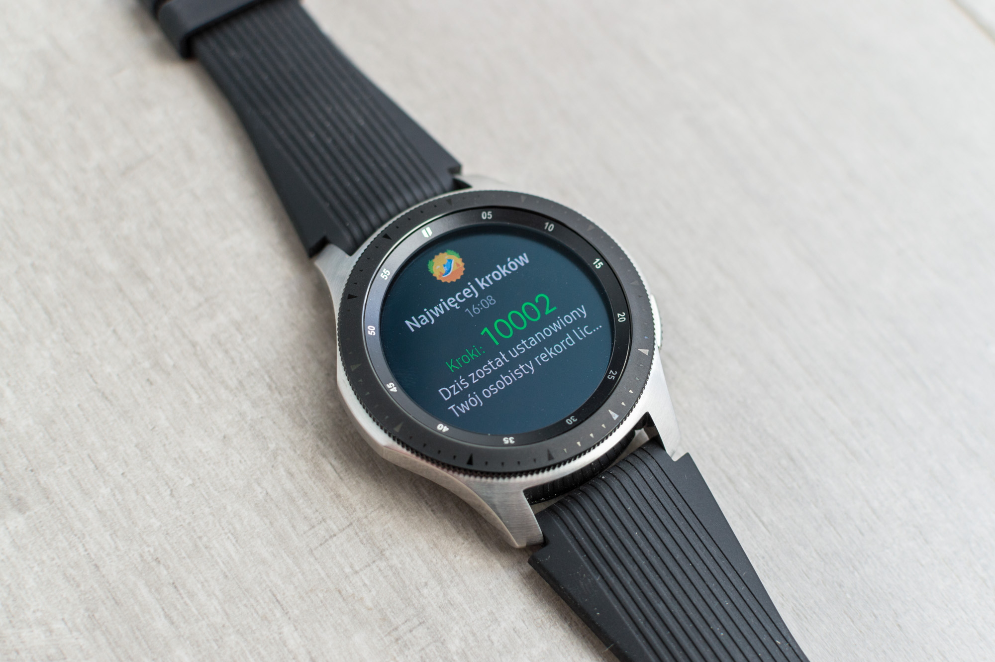 Samsung Galaxy Watch - recenzja