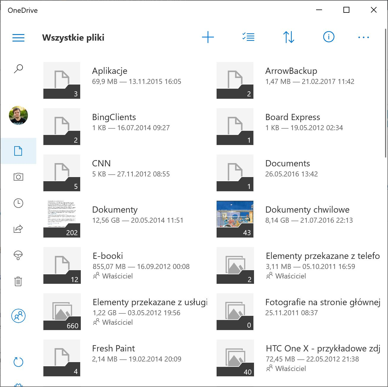 windows 10 synchronizacja