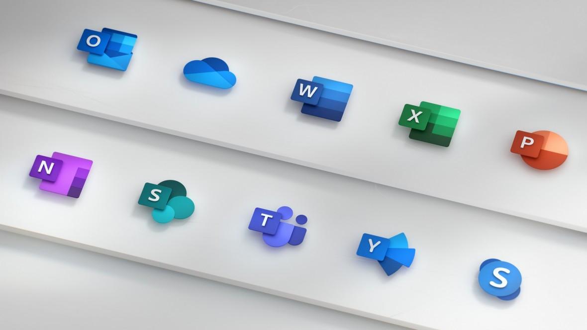 Microsoft w końcu pokazał coś naprawdę ładnego. Oto nowe ikony pakietu Microsoft Office