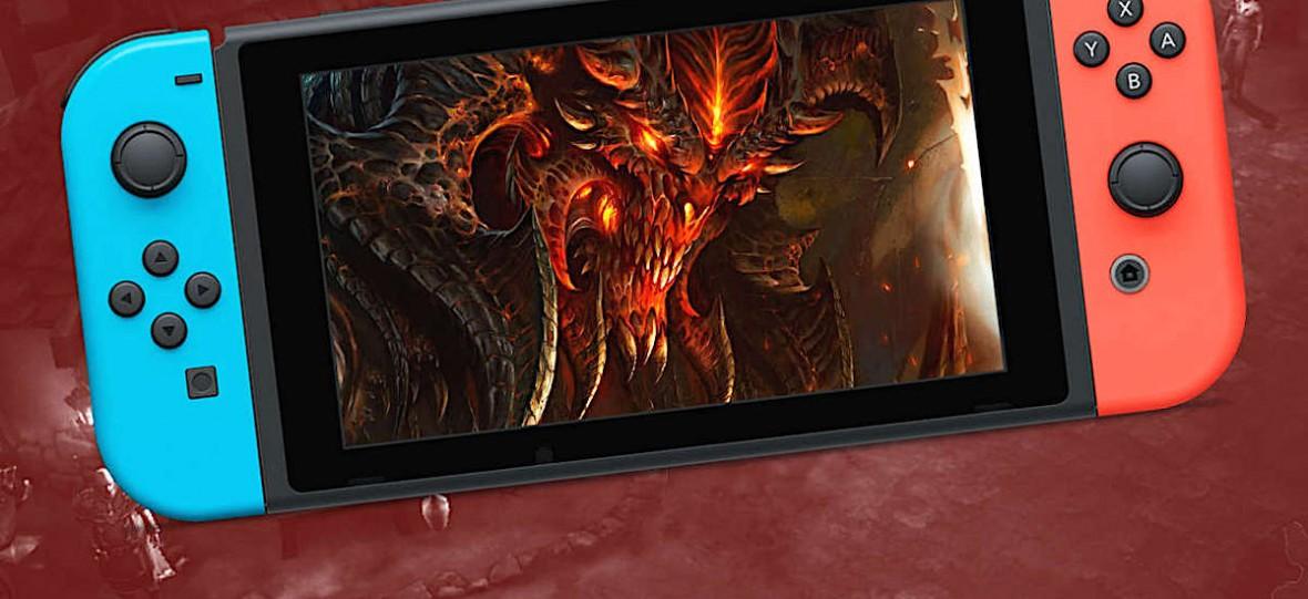 Takie mobilne Diablo to rozumiem. Diablo 3: Eternal Collection dla Switcha to moja ulubiona wersja gry – recenzja