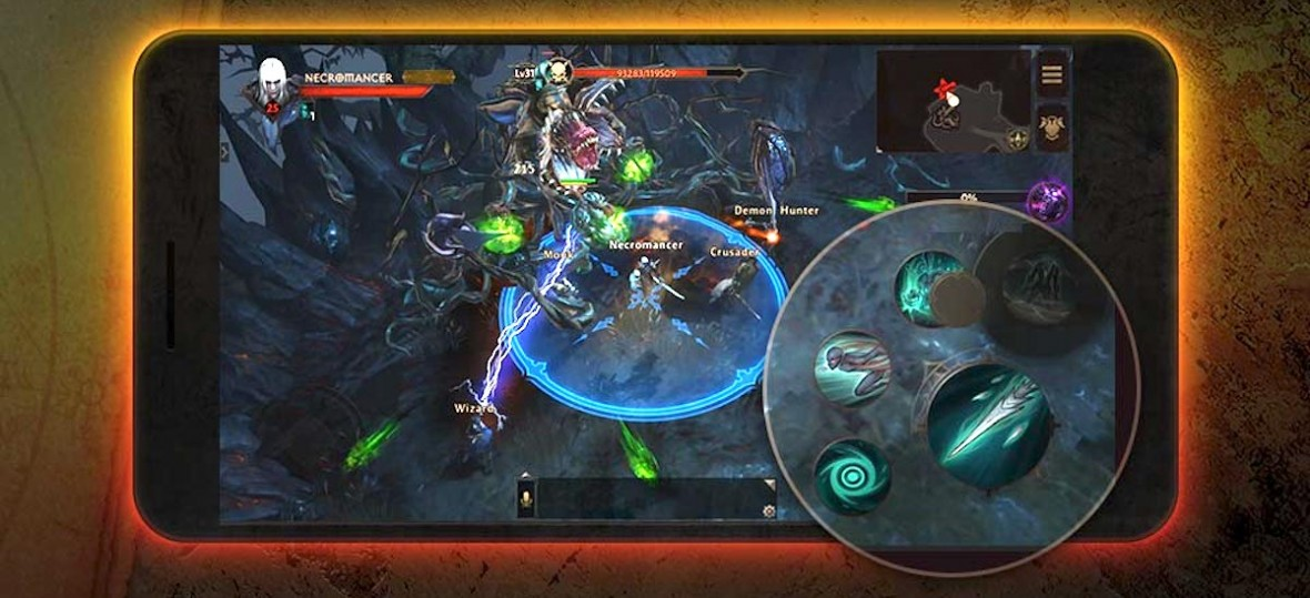 Nowe Diablo wyłącznie na smartfony! Diablo Immortal wygląda świetnie, ale platforma docelowa rozczarowuje