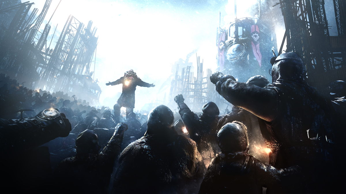 Frostpunk with the biggest update since the release. Winter will never end again