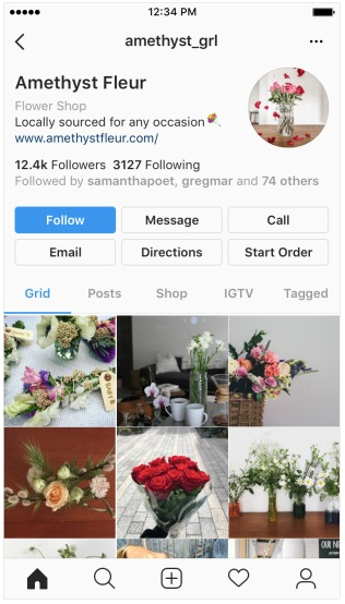 instagram nowe profile