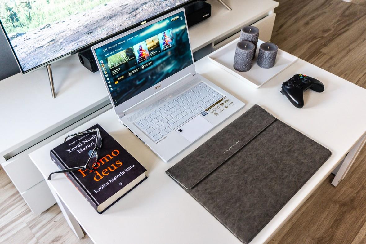 Najładniejszy laptop do gier 2018 r. należy do… MSI?! MSI P65 Creator to nowy rozdział w historii producenta
