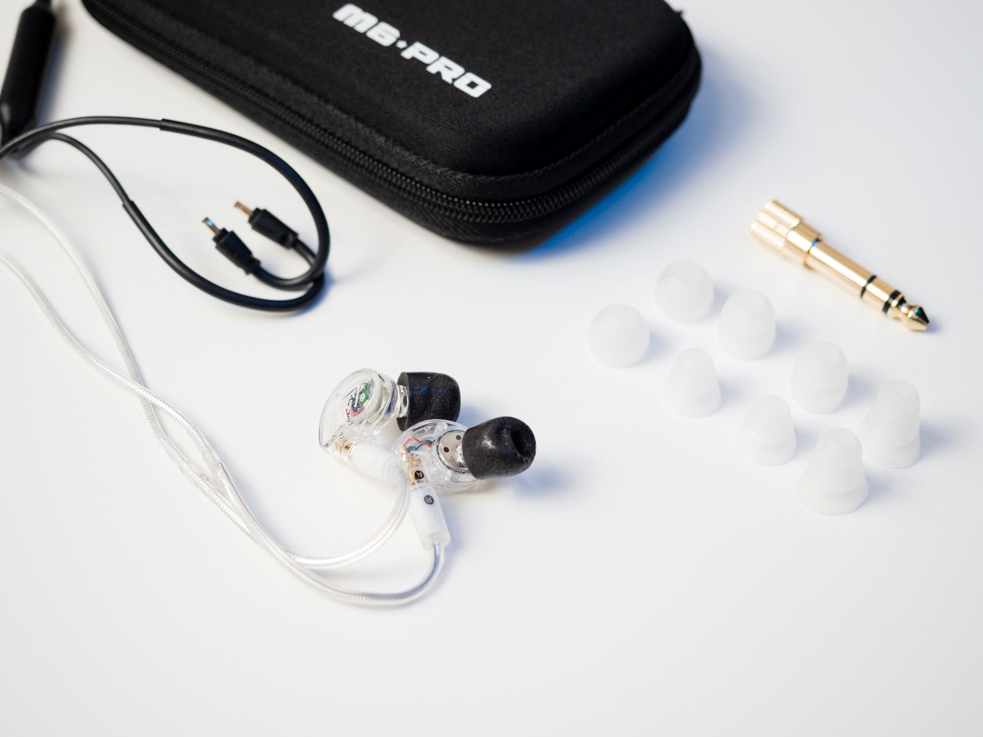 Mee Audio M6 Pro gen. 2 - opinie