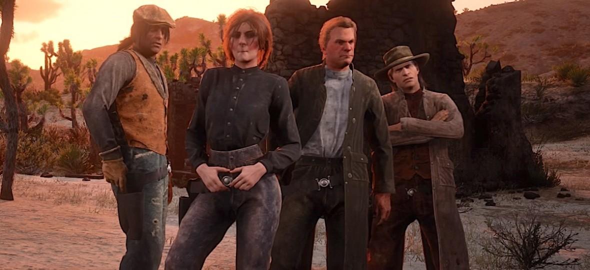 Moja pierwsza przygoda z Red Dead Online była pełna bezmyślnej walki, zbędnych awantur i crashów gry