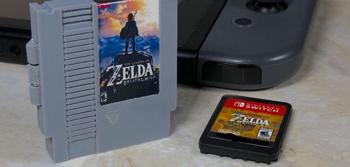 Sony patentuje zupełnie nowy rodzaj kartridża do gier wideo. Zaraz… że co robi?!