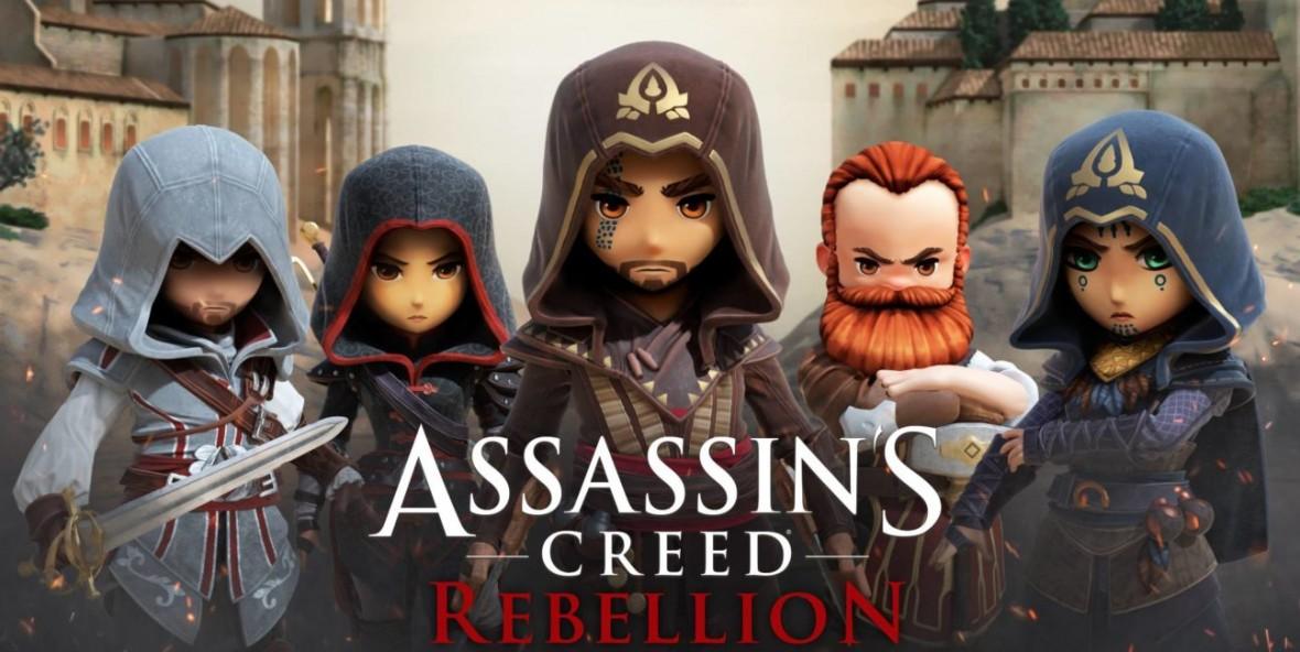 Assassin's Creed Rebellion już dostępne do pobrania. Gra wita nas nadużywaniem danych osobowych i… awarią serwerów