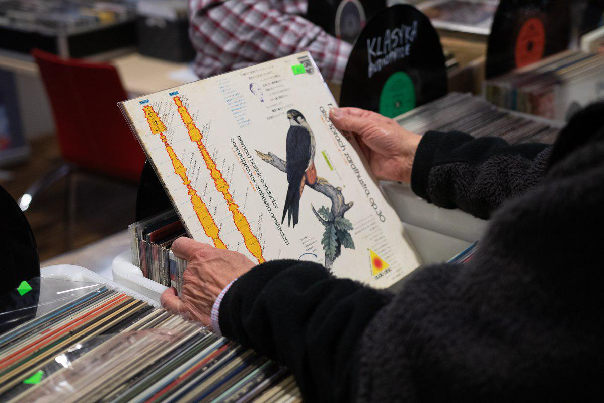 3 reasons why a vinyl fan should appear on the Audio Video Show