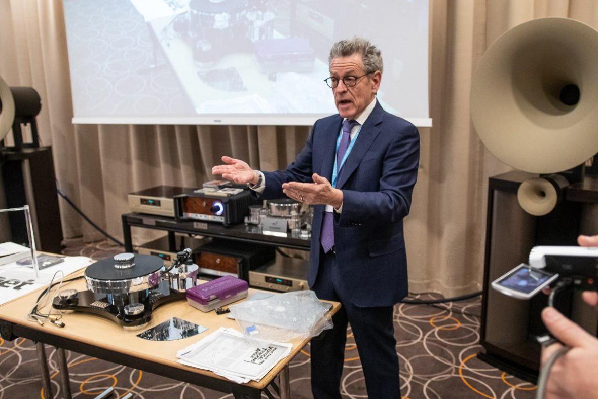 Na Audio Video Show dowiesz się, jak profesjonalnie ustawić swój gramofon