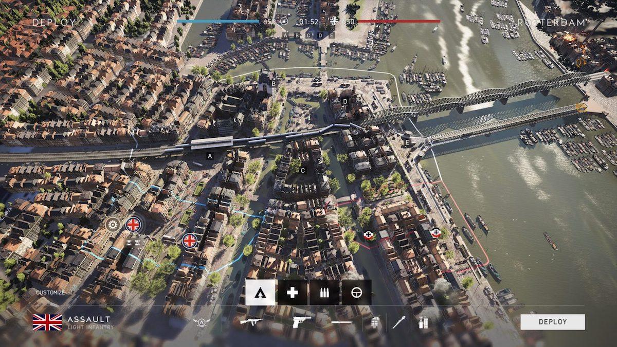 battlefield v 1 holandia 1 rotterdam 1