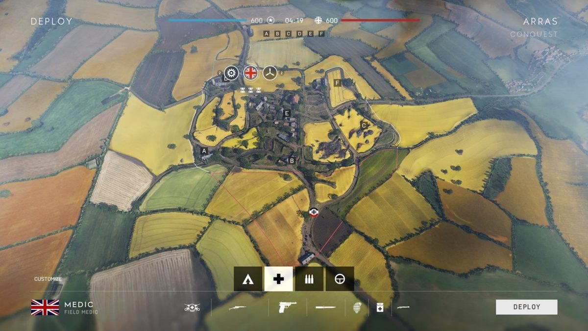 battlefield v 2 francja 2 arras 1
