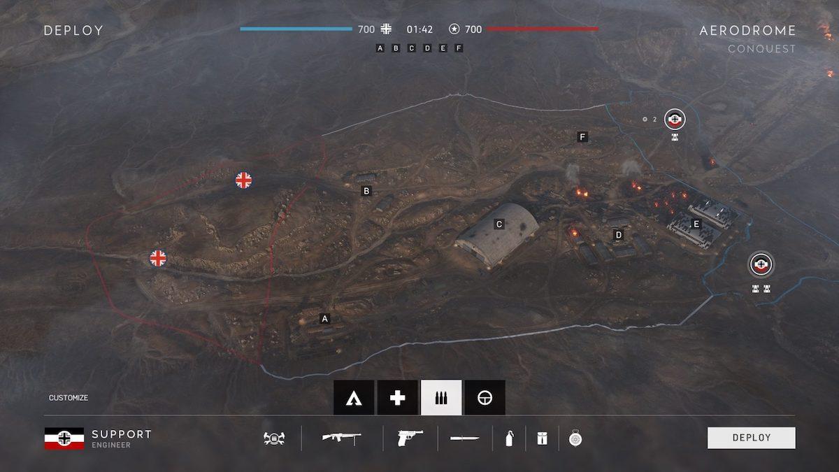 battlefield v 3 afryka 2 aerodrom 1