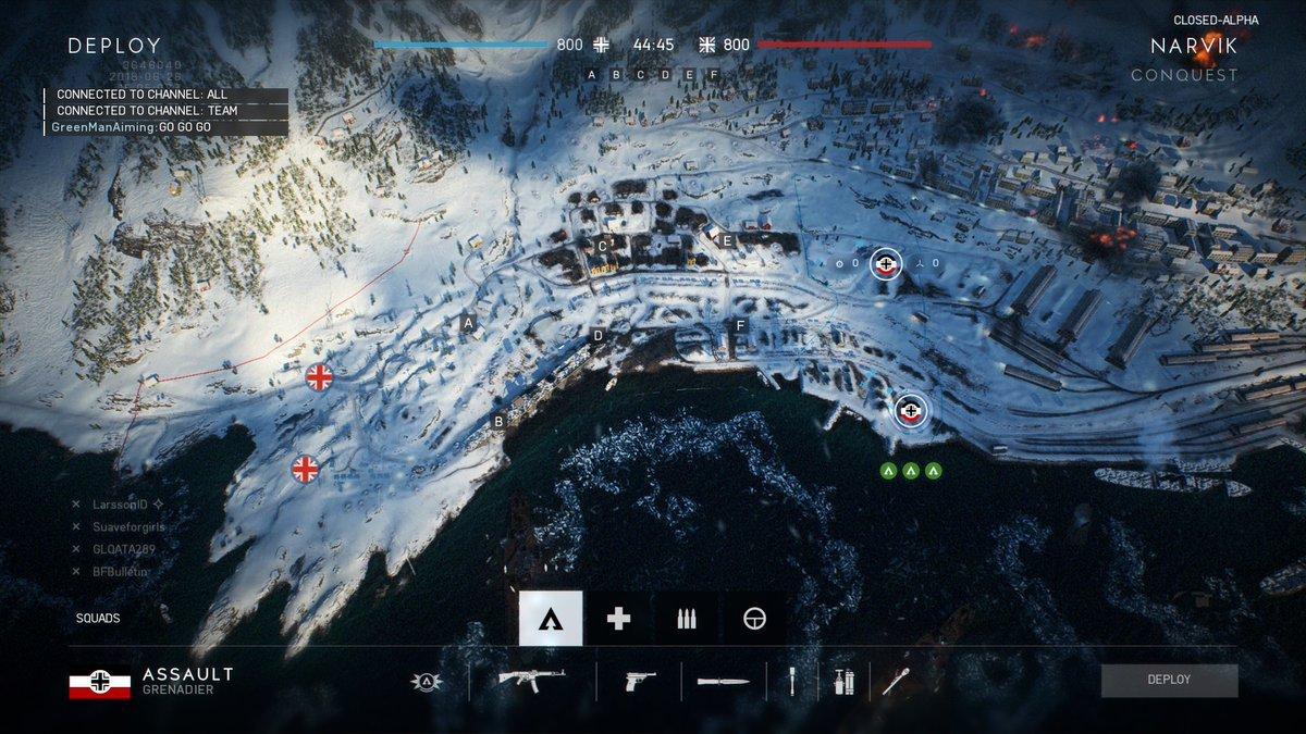 battlefield v 4 norwegia 1 narwik 1