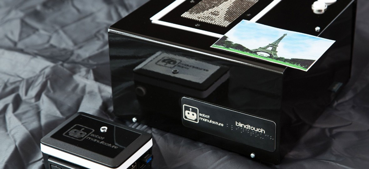 Pierwszy na świecie aparat fotograficzny dla niewidomych pochodzi z Polski. Jego twórca wytłumaczył nam, jak to działa