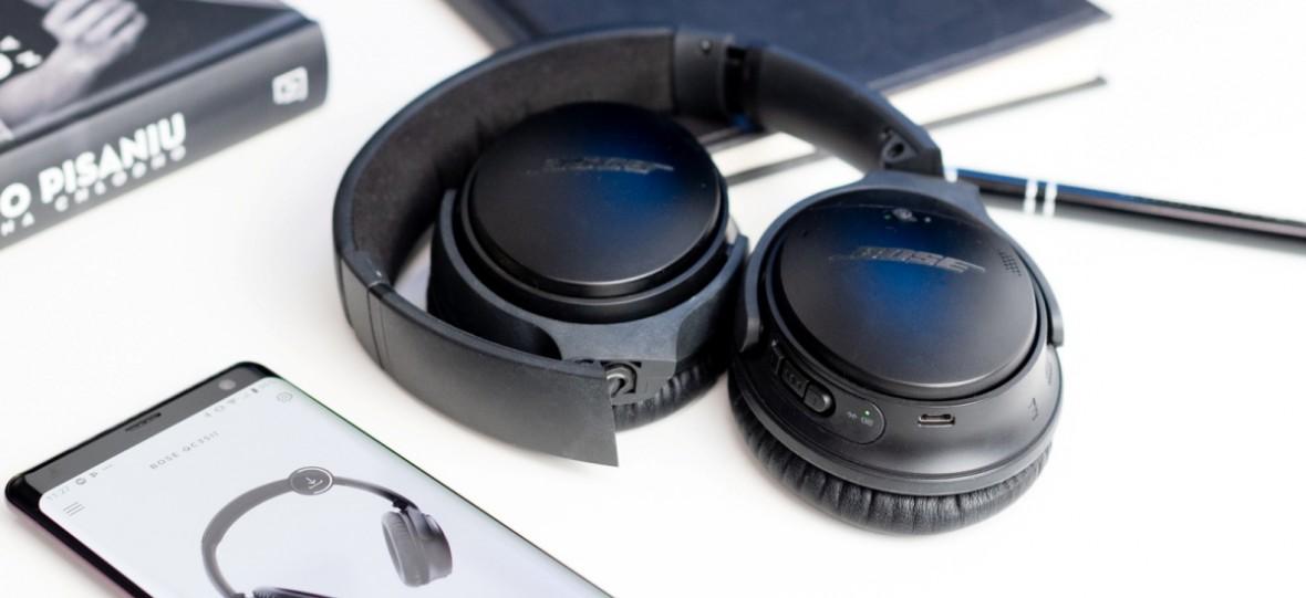 Bose QC35 II to rewelacyjne słuchawki. Nie kupujcie ich – recenzja