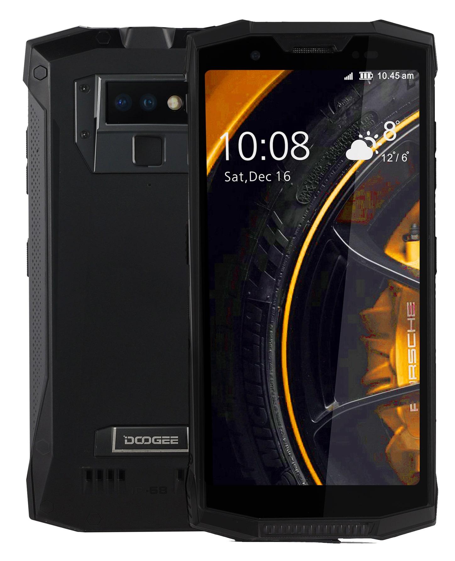 Doogee S80 smartfon do sportów ekstremalnych