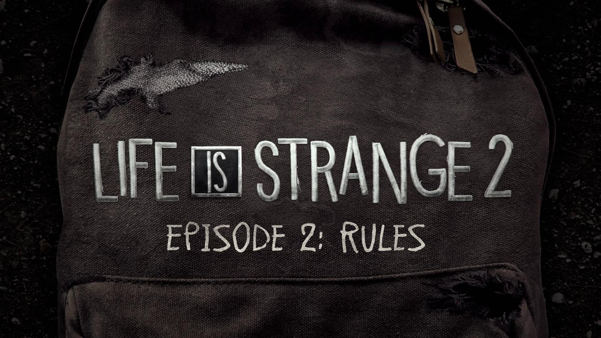 Drugi odcinek Life is Strange 2