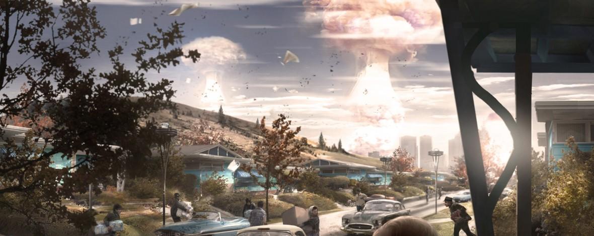 Kto pierwszy nacisnął guzik, czyli historia Wielkiej Wojny w serii Fallout