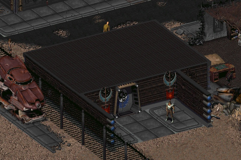fallout 2 brotherhood of steel
