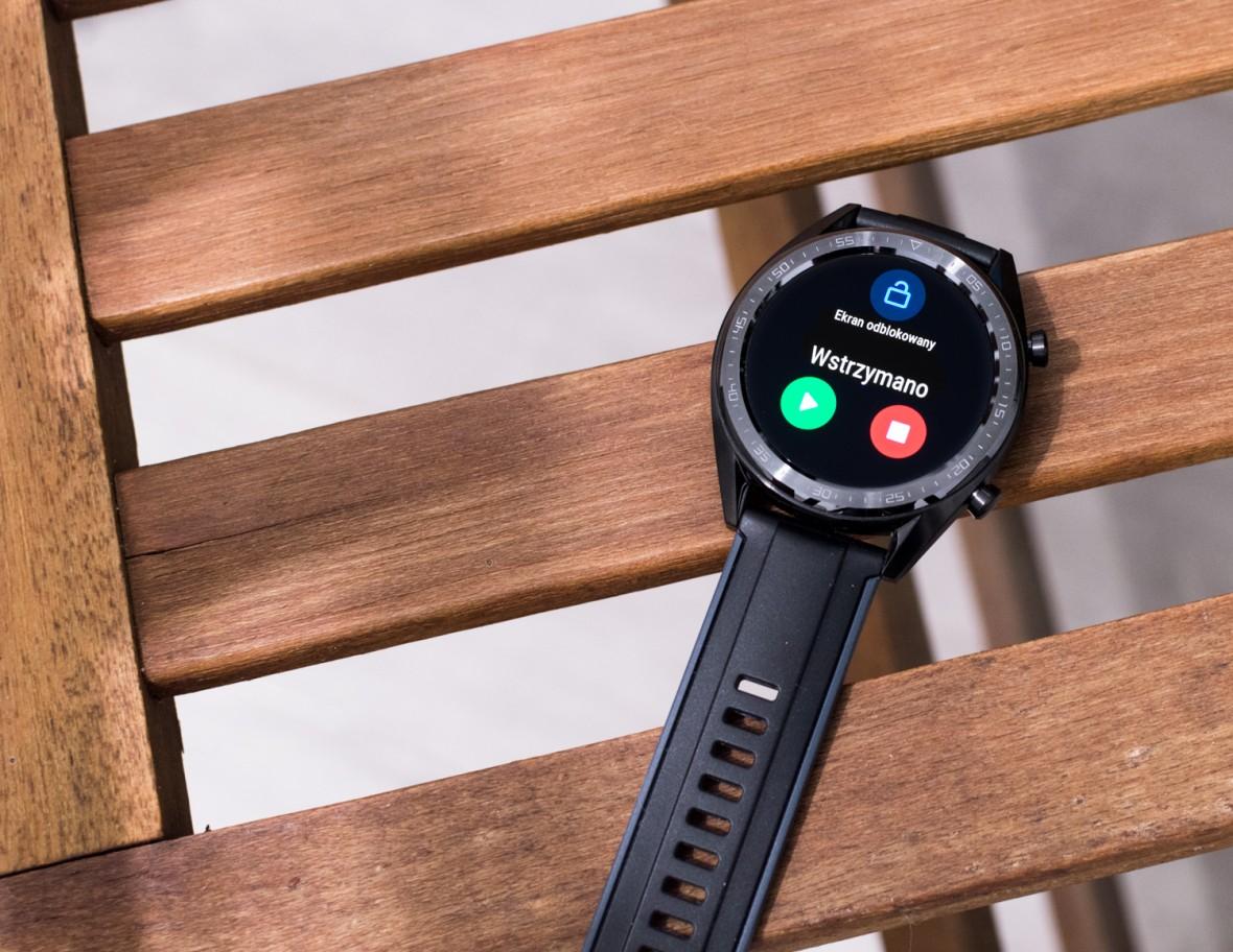 Zaskakująco dobry zegarek sportowy. Huawei Watch GT – przegląd funkcji fit