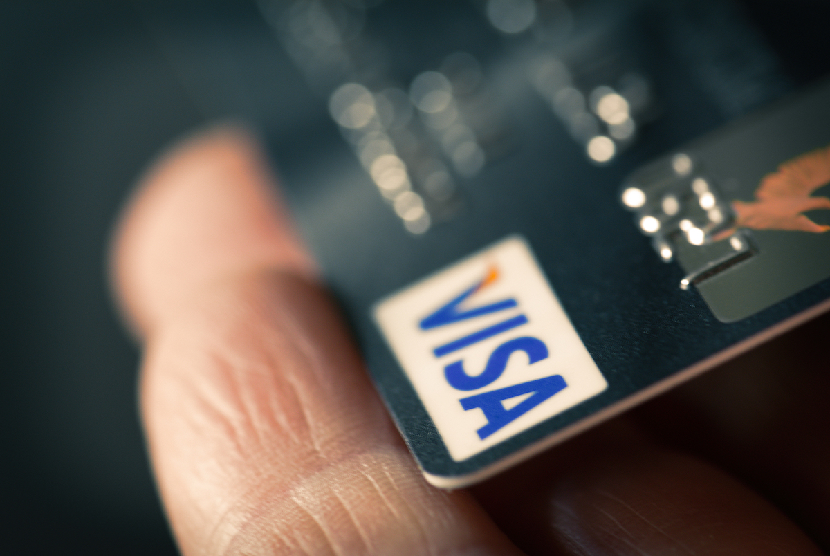 karta visa płatności visa checkout