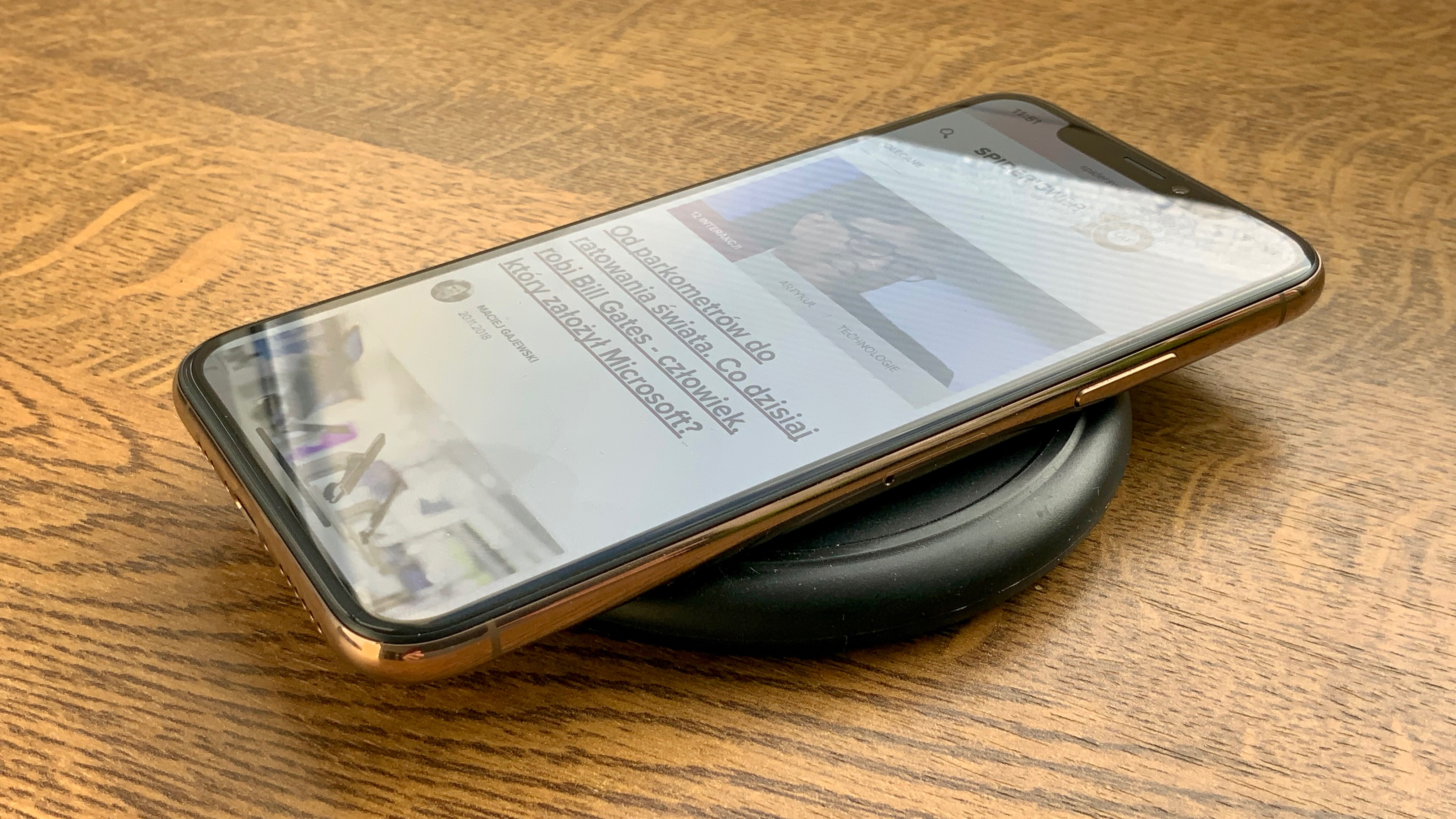 mophie 1 qi Wireless Charging Base