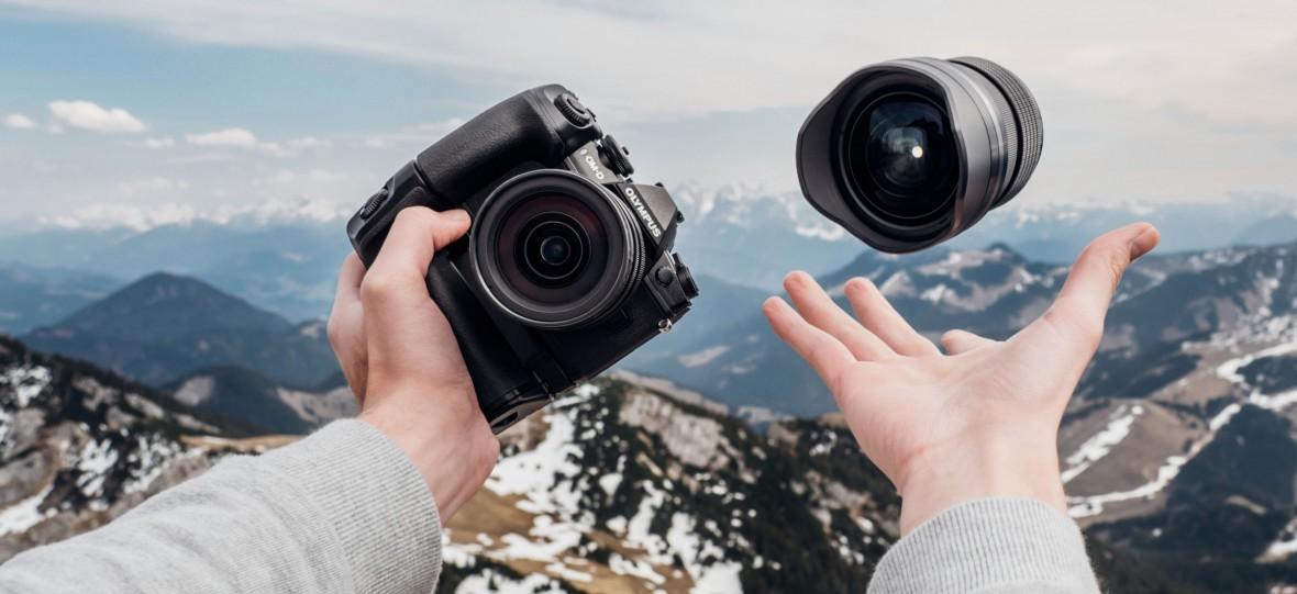 Wszyscy pokazują nowe aparaty, a co u Olympusa? Szykuje się coś dużego – nadchodzi Olympus OM-D E-M1X