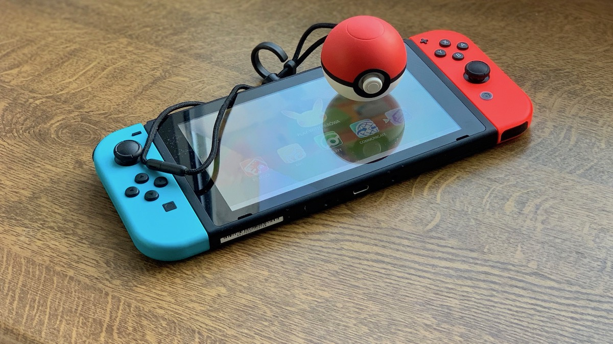 poke ball plus pokemon lets go nintendo switch kontroler