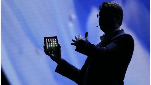 Składany ekran Samsunga? Czuję się nieco oszukany